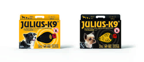 JULIUS-K9® Ultrasound repeller