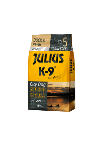 JULIUS-K9 ® Adult Duck and Pear