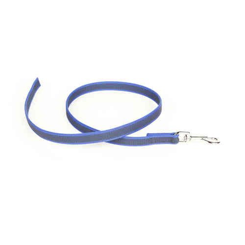 JULIUS-K9® Super-Grip leash blue 20mm without handle