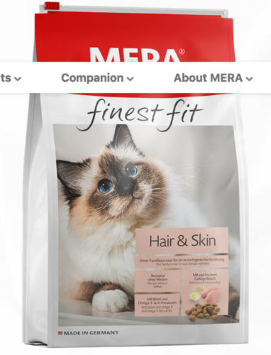 MERA Finest Fit Hair and Skin