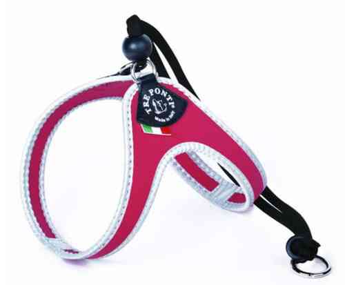 Tre-Ponti Easy Fit  Classic harness red