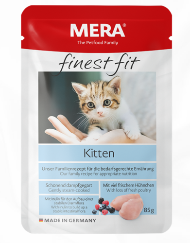 MERA Finest Fit Kitten 85g annospussi
