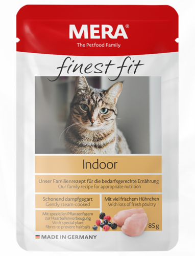 MERA Finest Fit Indoor 85g annospussi