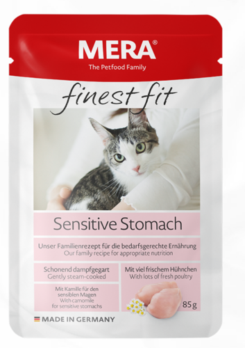 MERA Finest Fit Sensitive Stomach 85g annospussi