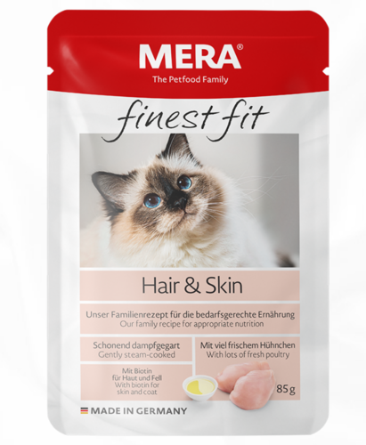 MERA Finest Fit Hair and Skin 85g annospussi