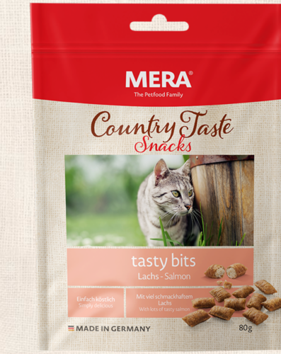 Mera Country Taste Snacks Lohi viljaton 80 g