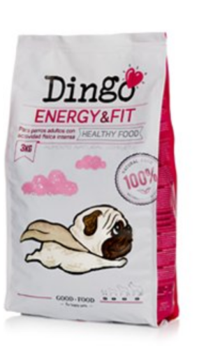 DINGO ENERGY & FIT 15 Kg