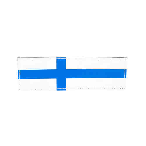 JULIUS-K9 Finnish Flag for harness
