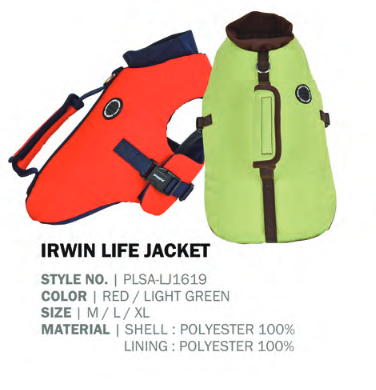 PUPPIA life jacket for dogs