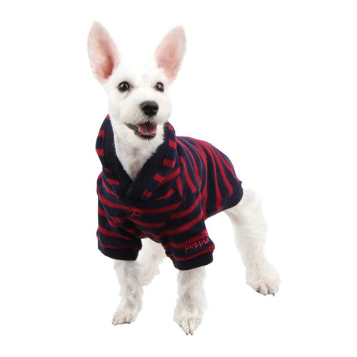 PUppia knitted hoodie for dog
