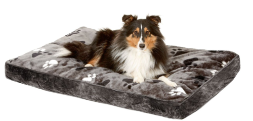 dog mattress grey